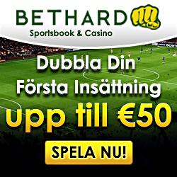 Besök BetHard Casino
