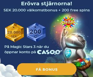 free spins eller gratis bonus hos Casoo