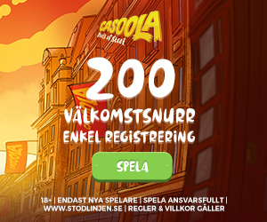 free spins eller gratis bonus hos Casoola
