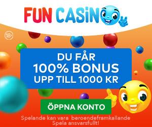 Fun Casino Recension och Betyg