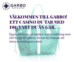Besök Garbo Casino
