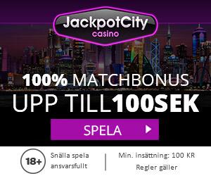 Besök Jackpotcity Casino för gratis casino bonus