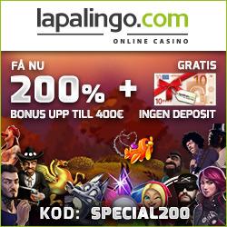 Besök Lapalingo Casino