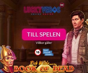 Lucky Vegas Casino Recension och Betyg