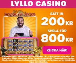 free spins eller gratis bonus hos Lyllo Casino