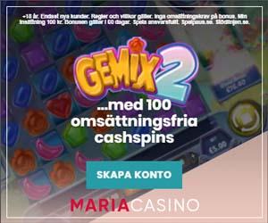 Maria Casino Recension och Betyg