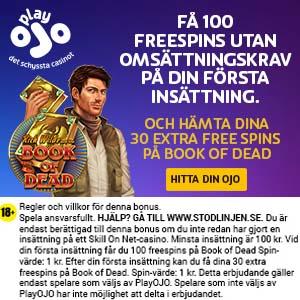PlayOJO Casino Recension och Betyg