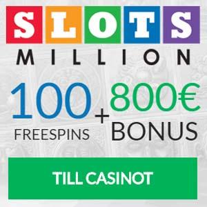 Besök Slots Million Casino