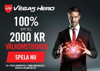 Besök Vegas Hero Casino