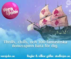 Besök Vera John Casino