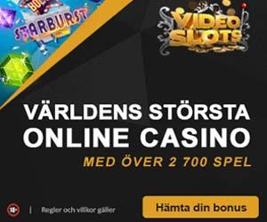 Besök Videoslots Casino