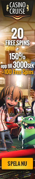 Casino Cruise Exklusivt erbjudande