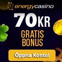 Besök Energy Casino för bästa casino bonus