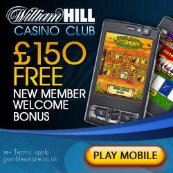 William Hill Mobil Casino