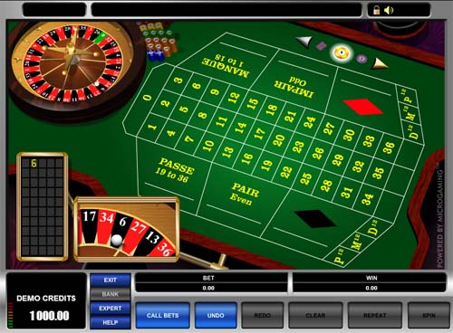 french roulette gratis