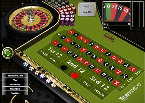 Roulette gratis spel