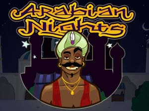 Arabian Nights jackpott