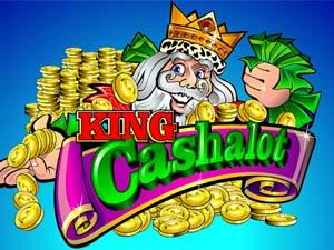 King Cashalot casino jackpott