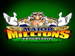 Major Millions casino jackpott