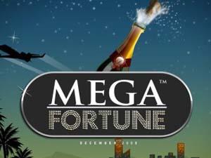 Mega Fortune casino jackpott