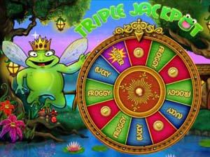 Super Lucky Frog casino jackpott