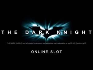 The Dark Knight jackpott