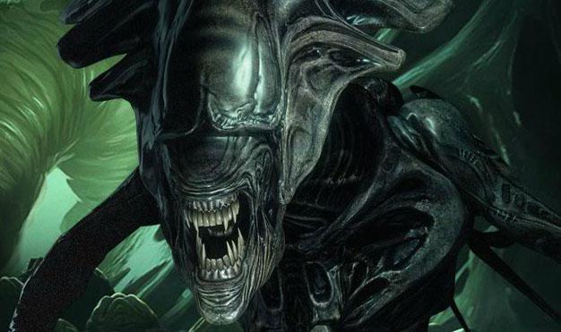 Läs mer om att Net Entertainment släpper Aliens slot