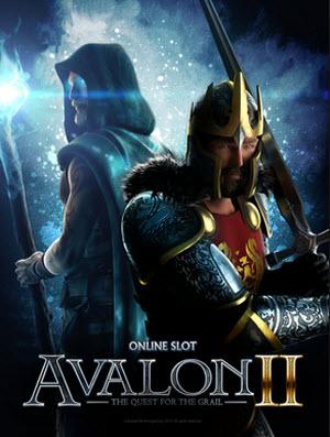 Läs mer om att Avalon II - Nästa storspel från Microgaming