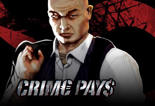 Läs mer om att Crime Pays - En ny slot med spännande Jackpott