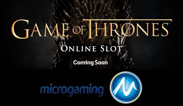 Läs mer om att Microgaming släpper Game of Thrones och flera andra storspel