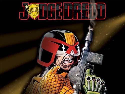 Läs mer om att Judge Dredd slot från Nexgen Gaming