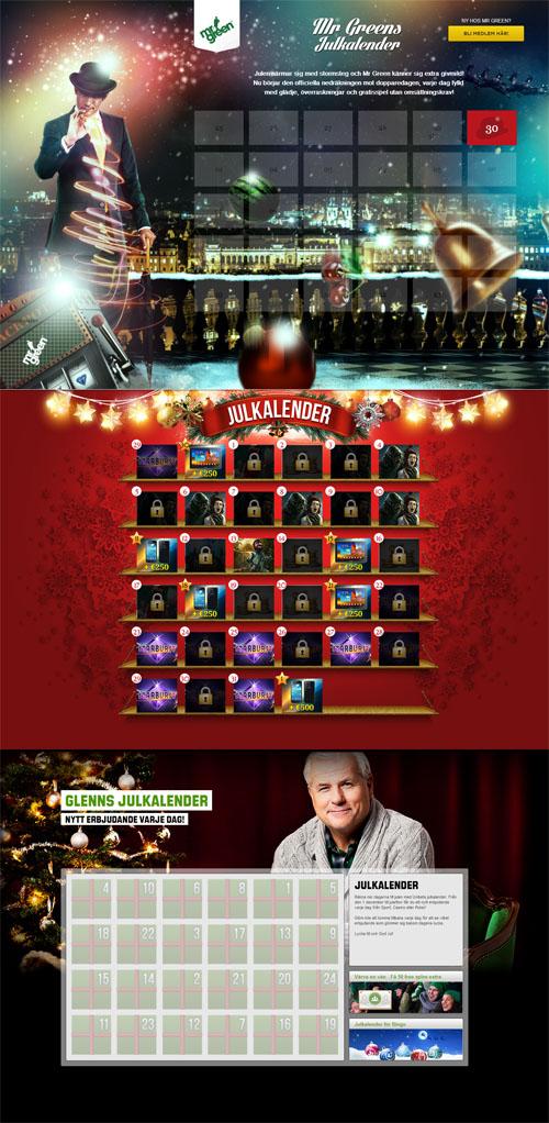 Läs mer om att Casino julkalender 2013