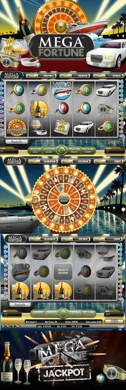 Läs mer om att Mega Fortune Jackpot rekord