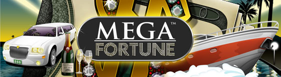 Läs mer om att 40 miljoner kronor på Mega Fortune!