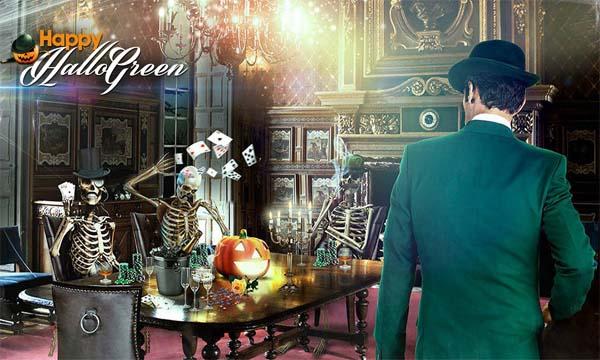Läs mer om att Fira Halloween med Mr Green