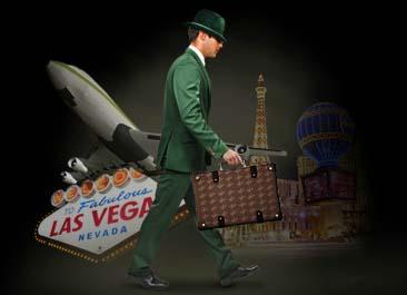 Läs mer om att Vinn en resa till Las Vegas med Mr Green