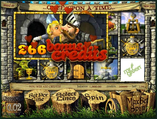 Läs mer om att Once upon a time slot hos Mr Green casino