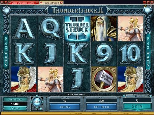 Läs mer om att Thunderstruck 2 slot är här