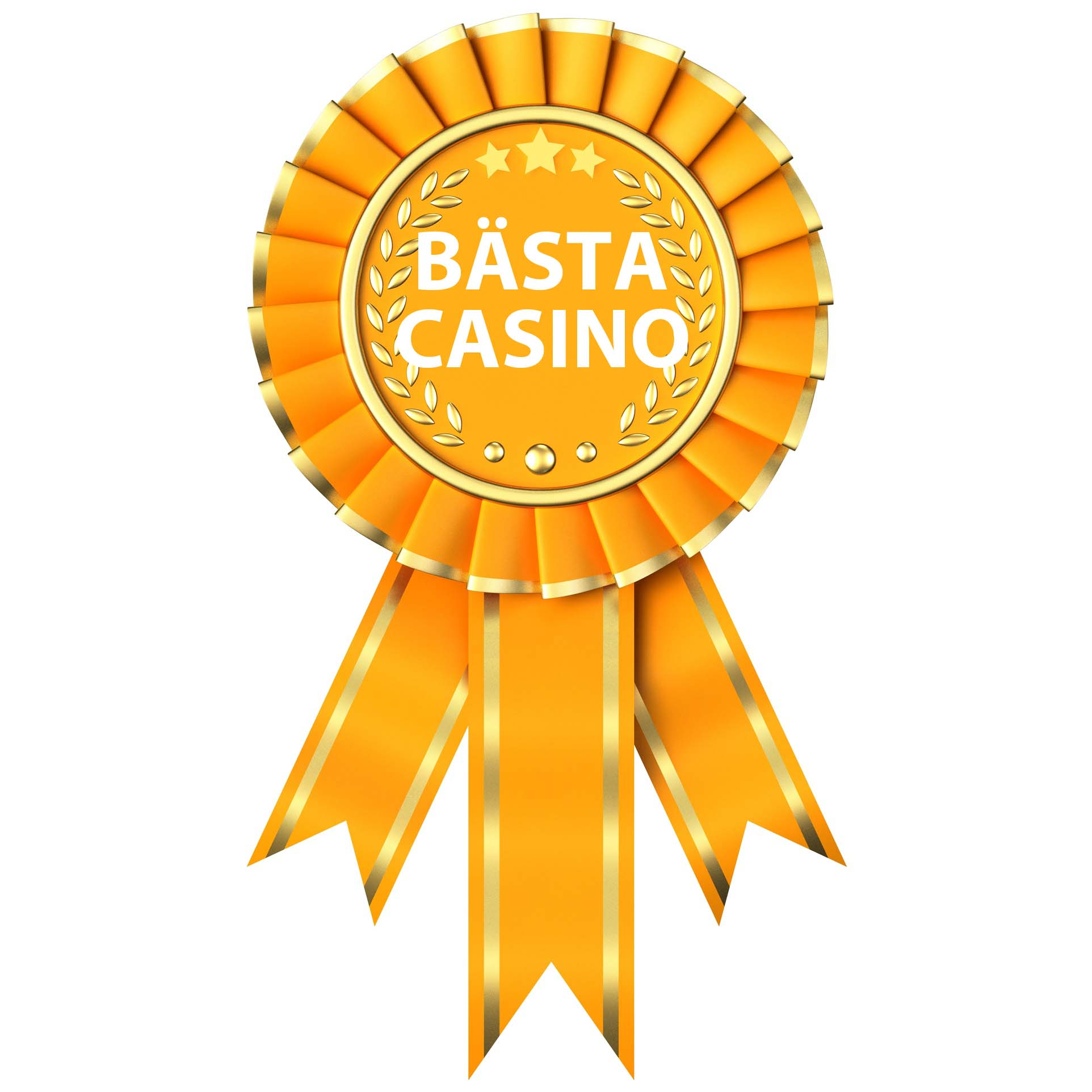 Bästa online casinon - Tips på svenska topp casinon