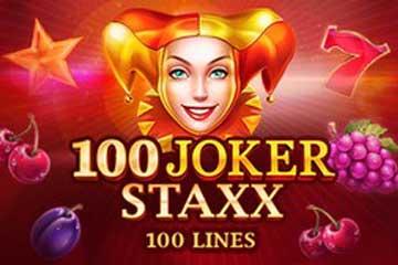 100 Joker Staxx slot
