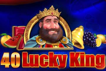 40 Lucky King video slot