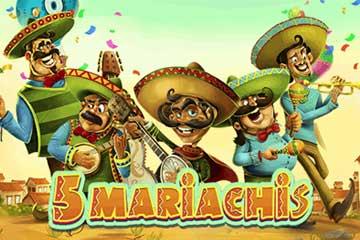 5 Mariachis slot