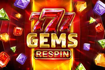 777 Gems Respin slot