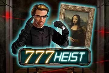 777 Heist video slot