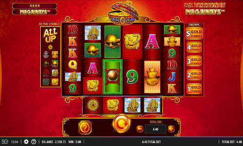 88 Fortunes Megaways slot