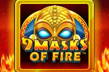 9 Masks of Fire video slot