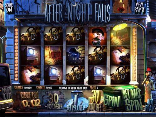 After Night Falls slot