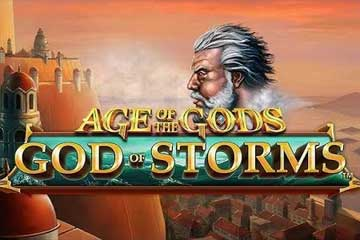 Age of the Gods God of Storms slot