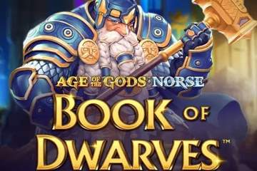 Age of the Gods Norse Book of Dwarfs slot
