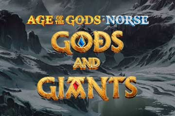 Spela Age of the Gods Norse Gods and Giants slot